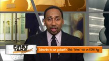 Raiders Receiving Most Bets In Las Vegas To Win Super Bowl LII _ First Take _ ESPN-U40WlbJ0rLA