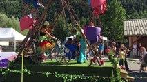 Le festival L'écho des mots à Pont du Fossé dans le Champsaur
