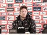 TG 11.01.12 Calcio Bari, Scavone fiducioso: siamo da playoff