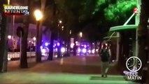 Attentats en Catalogne : une voiture-bélier fonce dans la foule à Cambrils