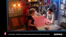 Fort Boyard : Enora Malagré et Jeremstar écœurés par un repas très spécial (vidéo)