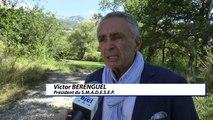 Baisse du niveau du Lac de Serre-Ponçon : Victor BERENGUEL fait une mise au point