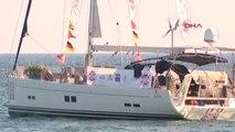 Antalya 70 Yaşındaki Turizmci, Tekneyle Dünya Turuna Çıktı