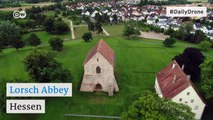 #DailyDrone: Lorsch Abbey | DW English