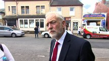 """Corbyn: """"shocked and appalled"""" at Barcelona attack"""
