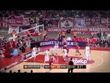 Dunk of the night:  Brent Petway, Olympiacos Piraeus.