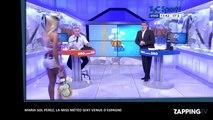 Maria Sol Pérez, la Miss Météo ultra sexy venue d'Argentine qui a charmé Cristiano Ronaldo (Vidéo)
