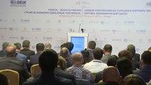 Türkiye-Rusya İş Forumu - Rusya Federasyonu Enerji Bakanı Novak