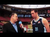 Eurocup Finals pre-game interview: Chuck Eidson, Unics Kazan