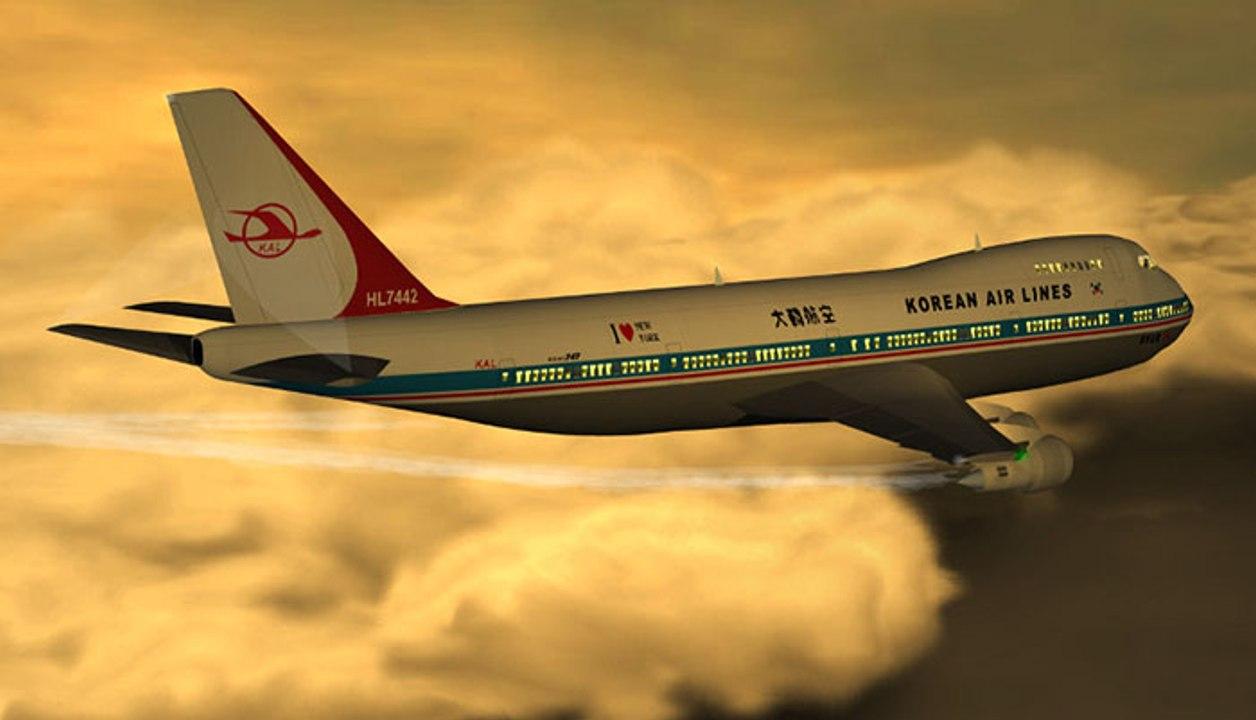 Zero Hours - Korean Air Lines Flight 007 disaster