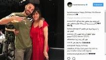 Karim Benzema : Son message plein d'amour à sa mère pour son anniversaire (Photo)