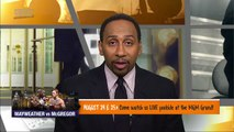 Stephen A. Smith Rejects Claims LeBron James, Kyrie Irving Met In Miami   First Take   ESPN