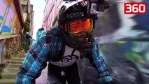 Njihuni me sportet më ekstreme në botë. Luhet me jetë a vdekje! (360video)