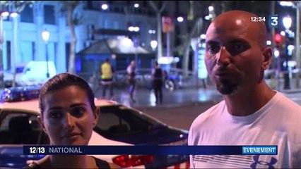 Barcelone : une vingtaine de nationalités parmi les victimes