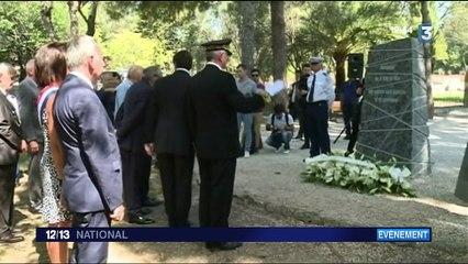 Attentat de Barcelone : l'hommage de la ville de Nice