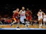 Highlights: Galatasaray Liv Hospital Istanbul-Real Madrid