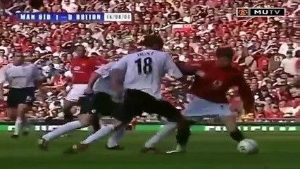 d06443060ff Ronaldo first game in Manchester United! Primeiro jogo de Cristiano Ronaldo  no Manchester United