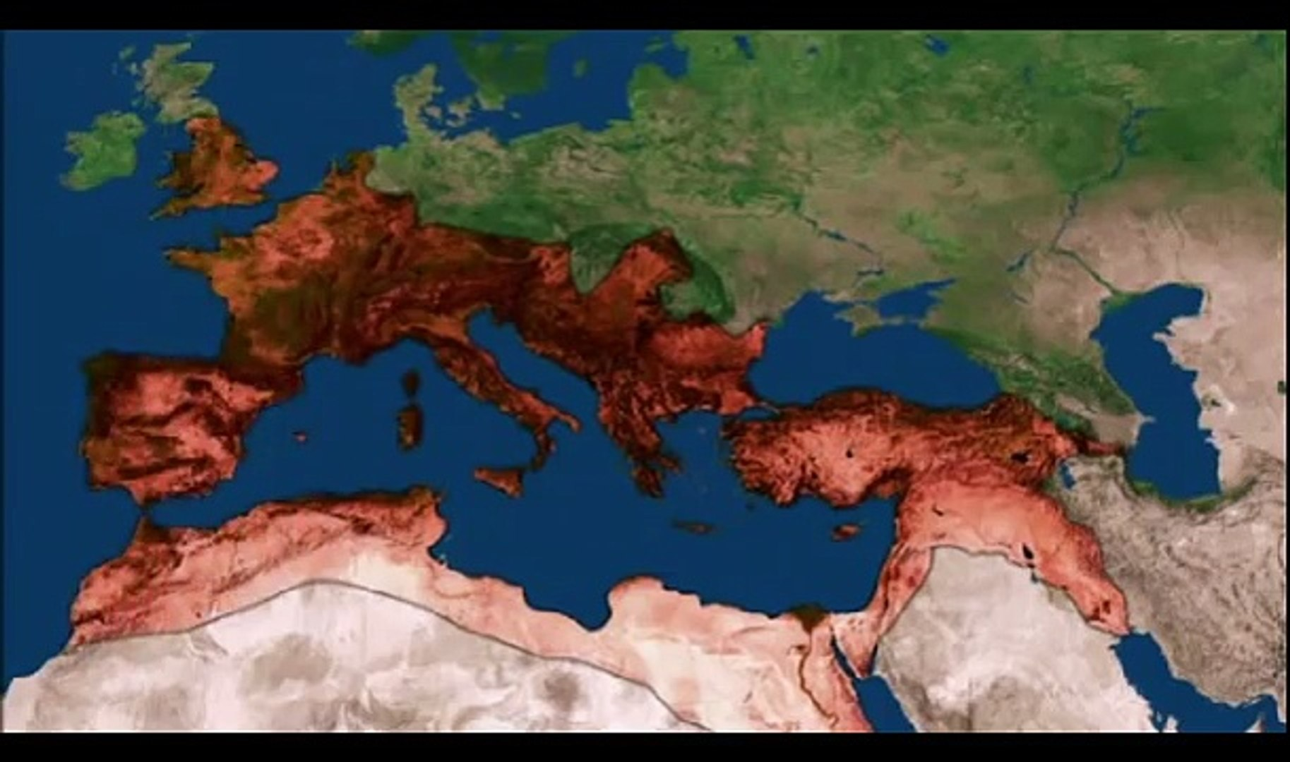THE ROMAN EMPIRE:  ROMAN LETTERS FROM THE FRONT - Ancient History Documentaries (full documentary)