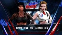 Alienor Lula vs. Alyson Cent