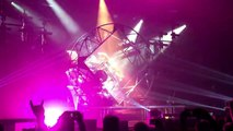 Parkway Drive Swing (Drumsolo in rotating cage) | Live at Zenith Halle München [31.03.2017