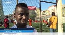 Reportage sur la CAN d'Istanbul - 19/07/2017 - Le journal Afrique sur TV5MONDE