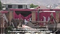 Plus de 600 ossement humains trouvés dans un charnier au Mexique