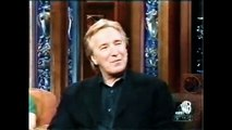 Top 15 Things Alan Rickman said about Severus Snape