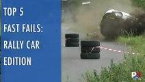 Fast Fails: Rally Car Edition