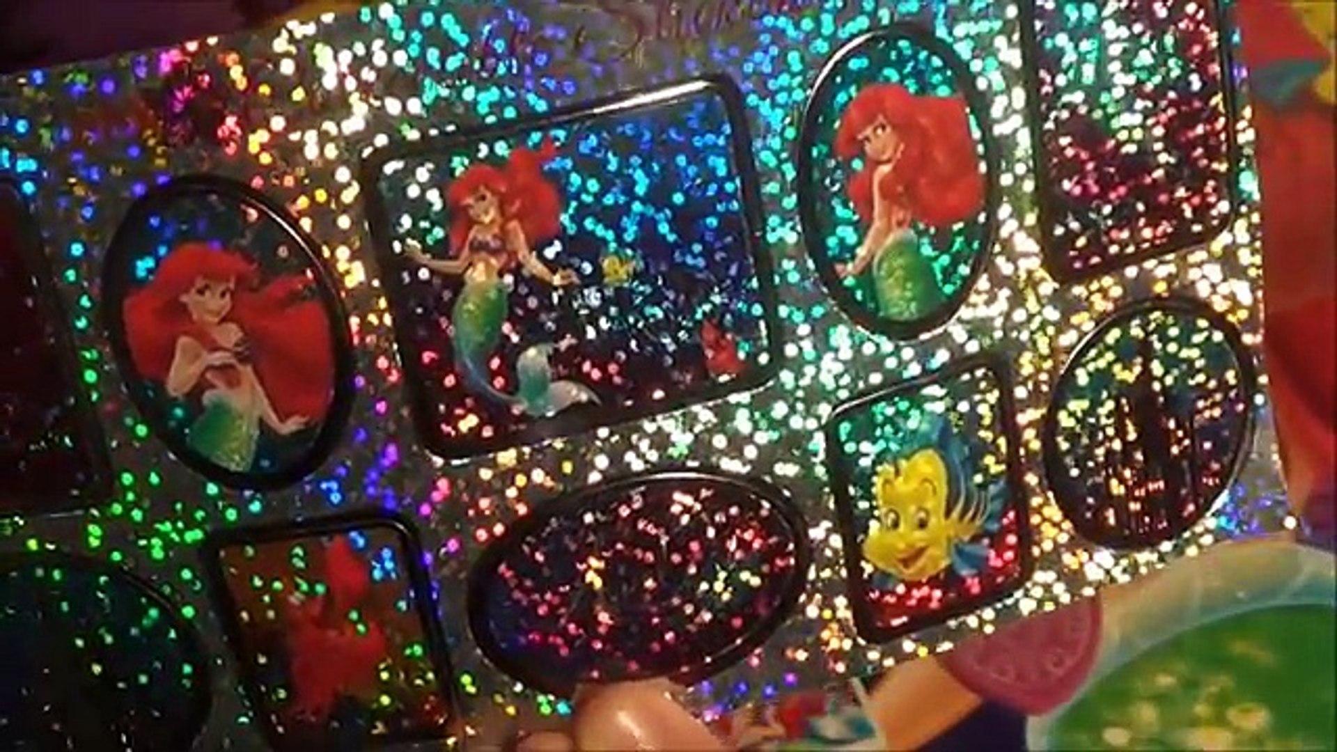 Ariel jugar Martes submarino Castillo doh | castillo ariel doh | b2cutecupcakes