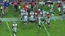 Raiders vs. Cardinals | Game Highlights | NFL