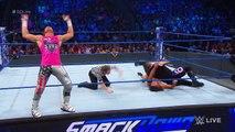 AJ Styles & Shinsuke Nakamura vs. Kevin Owens & Dolph Ziggler: SmackDown LIVE, May 23, 201