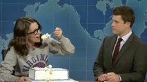 'SNL: Weekend Update': Tina Fey, Seth Meyers and Jimmy Fallon Return | THR News