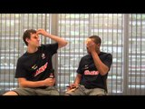 """Who Am I"" played by Jan Vesely and Andrew Goudelock of Fenerbahce Ulker Istanbul"