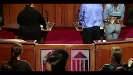 Ils vont devant le juge pour la garde de leur chien ! Le juge prend une drole de décision !