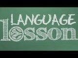Language Lesson: Oliver Hanlan and Mantas Kalnietis, Zalgiris Kaunas
