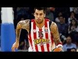 Top 16 Round 6 MVP: Georgios Printezis, Olympiacos Piraeus
