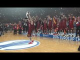 2016 Eurocup Finals: Galatasaray Odeabank Istanbul is the 2015-16 Eurocup Champion!