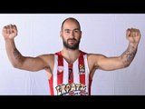 Turkish Airlines EuroLeague Round 2 MVP: Vassilis Spanoulis, Olympiacos Piraeus