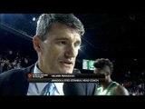 Post-game interview: Coach Perasovic, Anadolu Efes Istanbul