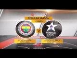 Highlights: Fenerbahce Istanbul-Anadolu Efes Istanbul
