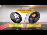 Highlights: Anadolu Efes Istanbul-FC Barcelona Lassa