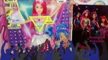 Barbie Campamento Pop Muñeca Courtney - juguetes Barbie en español -Barbie in Rock`n Royal