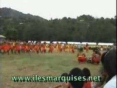 Festival des arts 1 iles marquises 2003