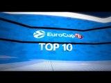 Top 10 Plays 7DAYS EuroCup Top 16 Round 3
