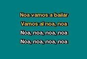 Juan Gabriel - El Noa Noa (Karaoke con voz guia)