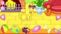 Et bébé et Jeu dessins animés pro chats chiens ipad éducation des enfants