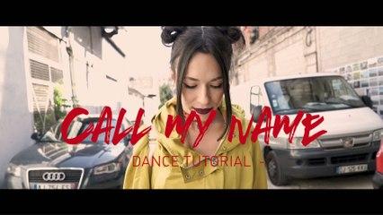 Freia - Call My Name - Dance Tutorial