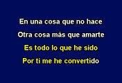 Shakira - Ciega, sordomuda (Karaoke)