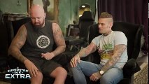 Luke Gallows tells the hilarious story behind his misspelled tattoo  Superstar Ink Extra