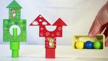 Bébé jouet apprentissage vidéo Apprendre les couleurs avec en bois jouets pour bébés les tout-petits enfants dâge préscolaire Ica